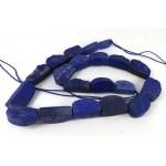 Quality Part Polished Lapis Lazuli Beads