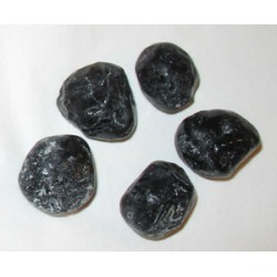 Natural Apache Tear Obsidian Piece
