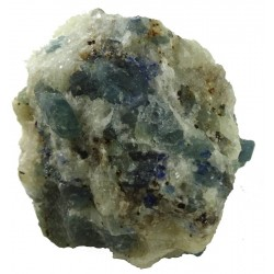Natural Afghanite Crystal Formation