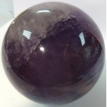 Big Amethyst Crystal Sphere