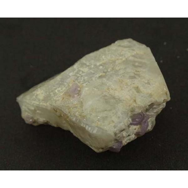 Apatite Crystals on a Quartz Matrix