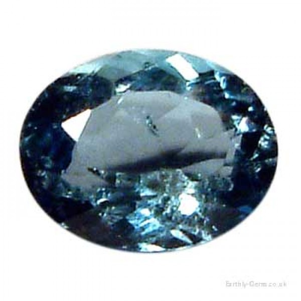 Aquamarine Oval Gemstone 8mm