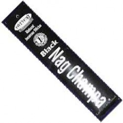 Nitiraj Colour Black Nagchampa Incense