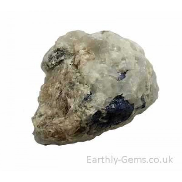 Blue Spinel Crystal Formation