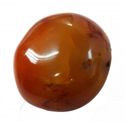 Polished Carnelian Pebble