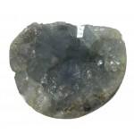 Celstite Cluster Crystal Sphere