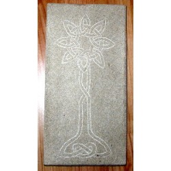 Celtic Tree of Life Carving