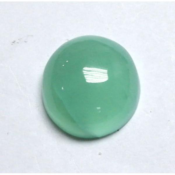 Green Calcite Cabochon