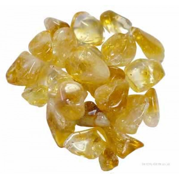 Best Citrine tumble 16-23mm