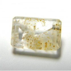 Iron and Dendrite Quartz Gemstone