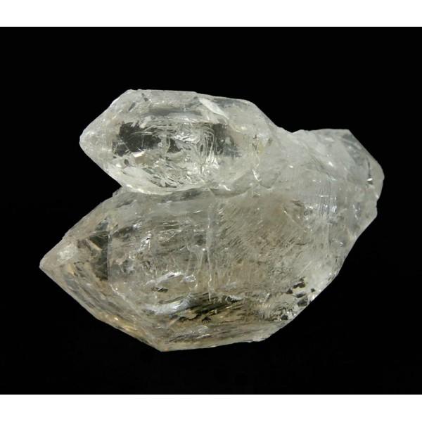 Himalayan Compact Diamond Twin Quartz