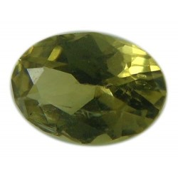 Enstatite Faceted Gemstone