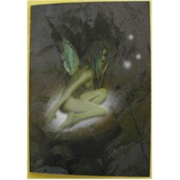 Greeting Card - Magical Faerie