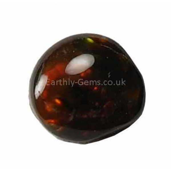 Mexican Fire Agate Gem