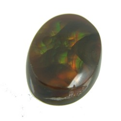 Colourful Mexican Fire Agate Gemstone
