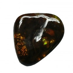 Real Mexican Fire Agate Gem