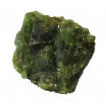 Green Grossular Garnet Crystal