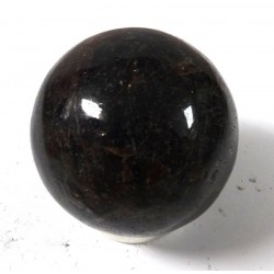 Himalayan Garnet Crystal Ball