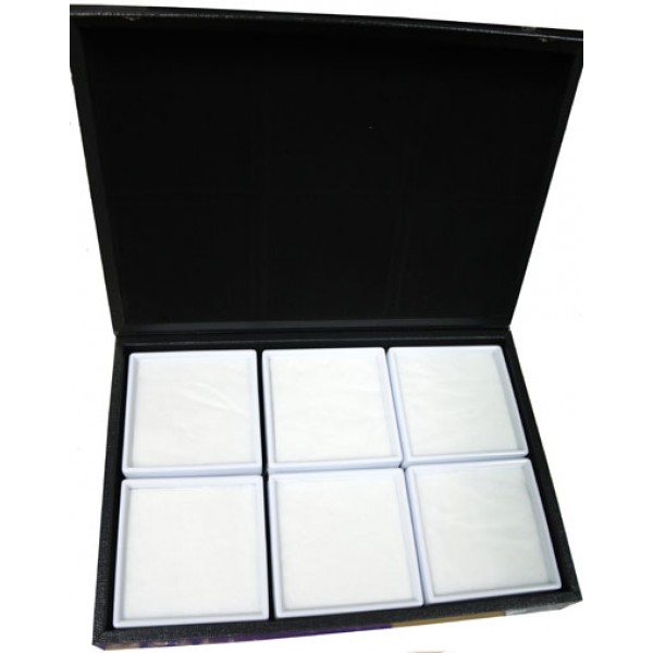 Gemstone Display Tray for 90mm by 90mm Boxes 6 in Total