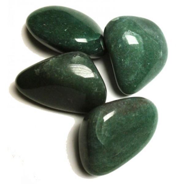 Large Green Quartz Tumblestones over 40mm!