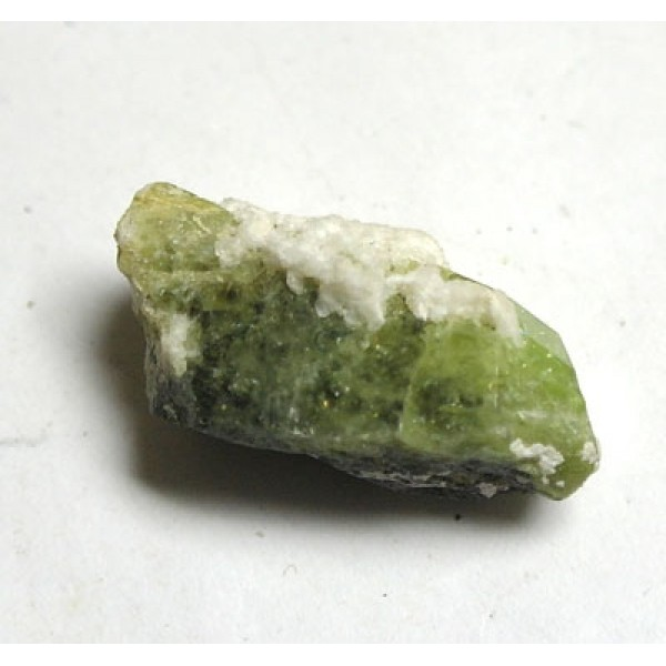 Green Sphene Crystal Titanite