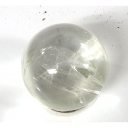 Small Himalayan Quartz Crystal Sphere