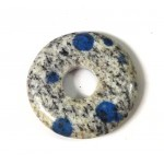 K2 Mineral Donut with Silken Thread