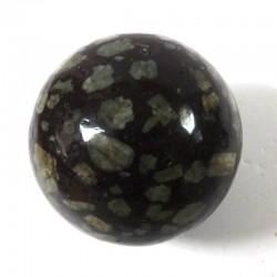 Lakelandite Bytownite Crystal Ball
