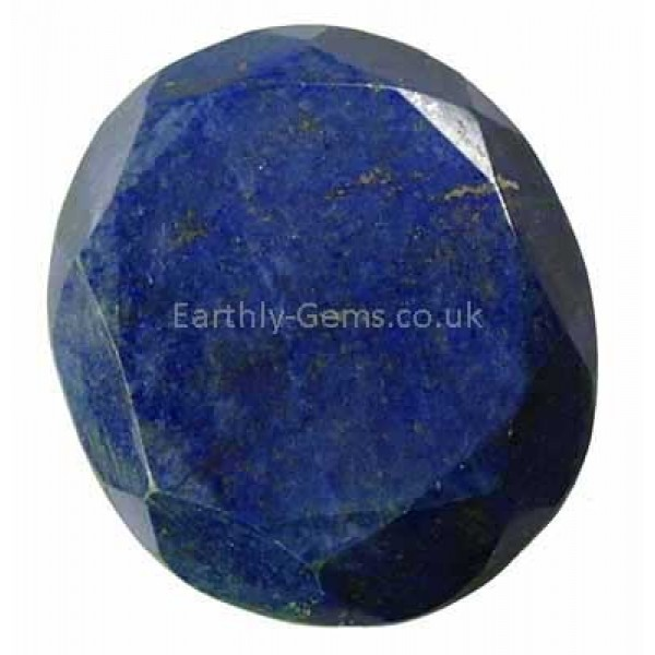 Lapis Lazuli Faceted Oval  - for Jewellery making