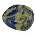 Lapis Lazuli Freeform Palm Stone
