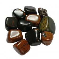 Mahogany Obsidian tumble 18-22mm