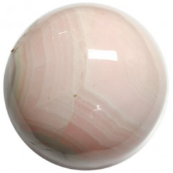 Mangano Calcite Crystal Ball