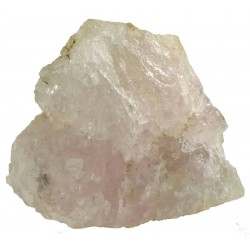 Large Natural  Pink Morganite Chunk