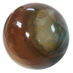 Large Picture Jasper Crystal Ball