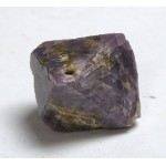 Purple Spinel Crystal
