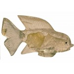 Large Quartz Fish - Crystal Animal