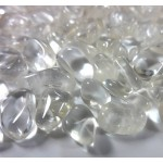 High Quality Small Clear Quartz Tumblestones for Craft 250g