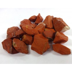 Red Jasper Rough Pieces for Craft 250g