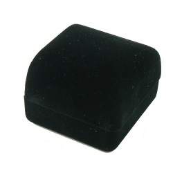 Velour Gift Ring Box