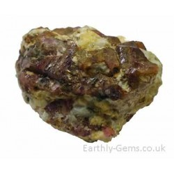 Ruby Crystal Matrix Chunk
