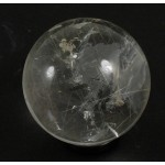 Rutile Quartz Crystal Sphere