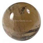 Madagascan Smokey Quartz Crystal Ball