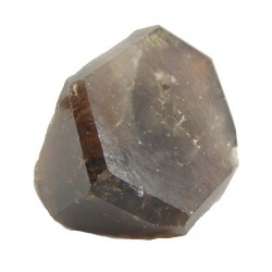 Smokey Brown Topaz Crystal Point