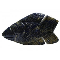 Sodalite Fish - Crystal Animal
