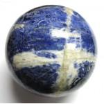 Large Sodalite Crystal Ball