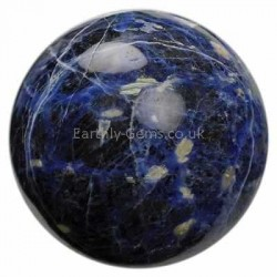Sodalite Crystal Ball