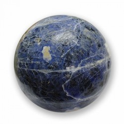 Sodalite Crystal Sphere 73mm