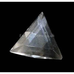 Small Trianglar Quartz Merkabah Shape