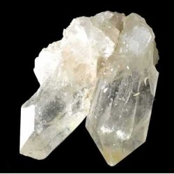 Twin Quartz Point