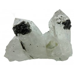 Chlorite Quartz Points